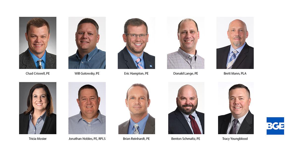 BGE Welcomes 10 New Shareholders