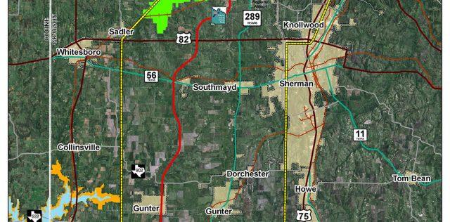 Grayson County Tollway Study