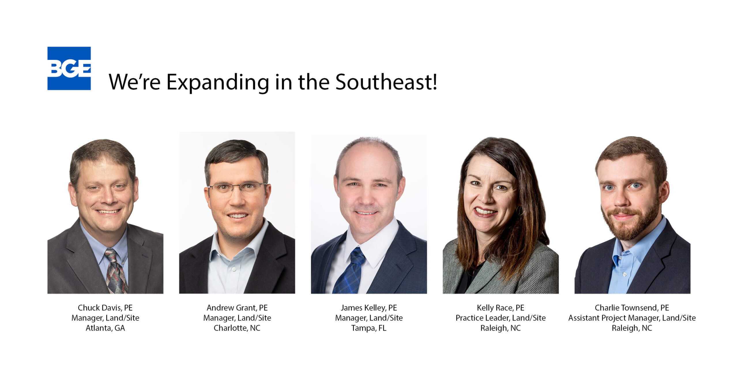 BGE Expands Operations in Southeast