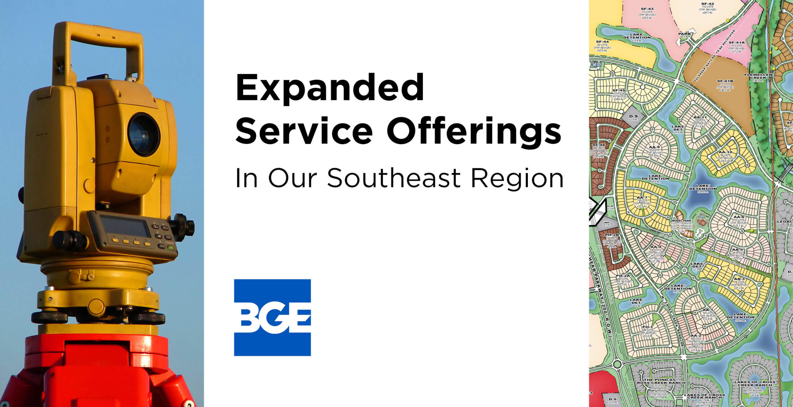 BGE Expands Service Offerings in the Southeast