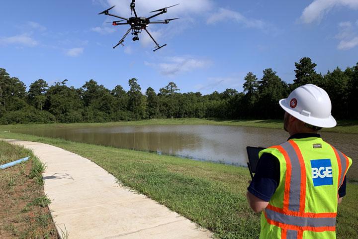BGE Inc. Surveying
